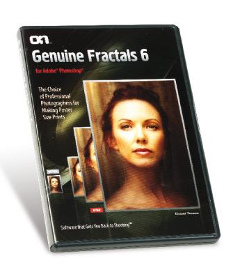 Genuine fractals 6