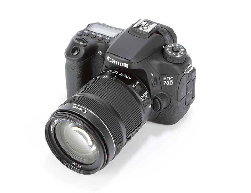 Canon eos 70d digital slr camera reviews - Alactraz tour