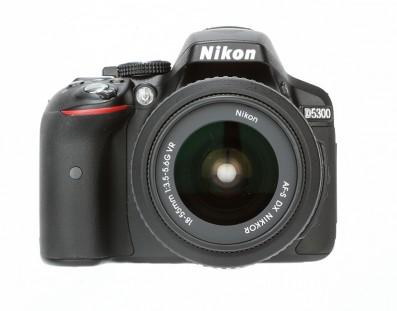 Nikon D5300 product shot 14