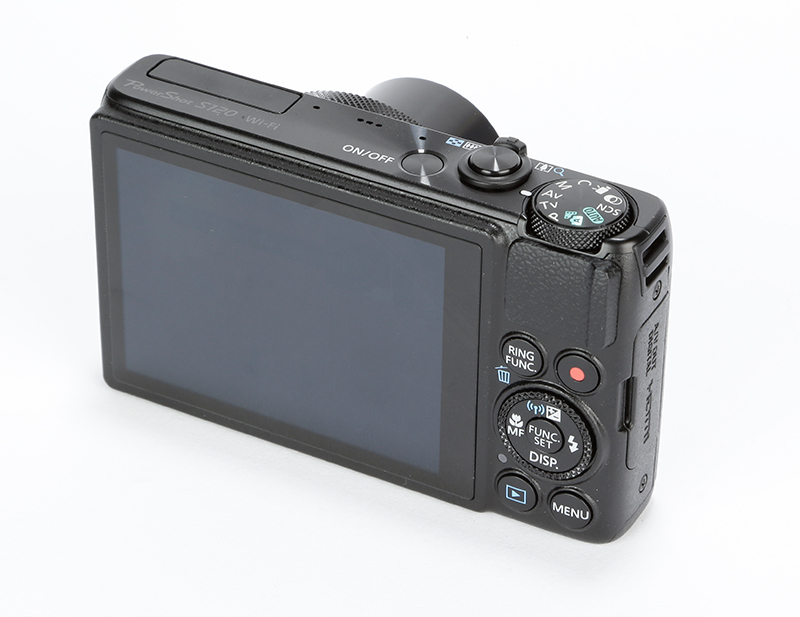 Canon powershot s120 review the canon powershot s120 is the latest